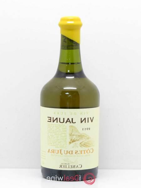 vin jaune prix