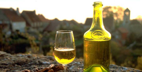 vin jaune arbois