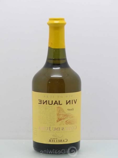 chateau chalon vin jaune