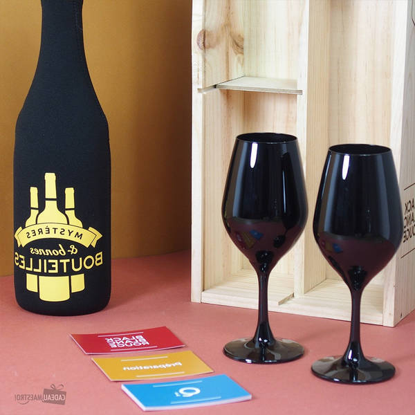 Magnum vin rouge