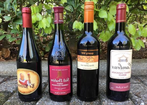 Vin rouge de bourgogne