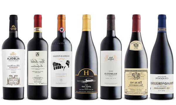 vin italien rouge