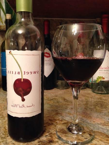 vin bordeaux rouge