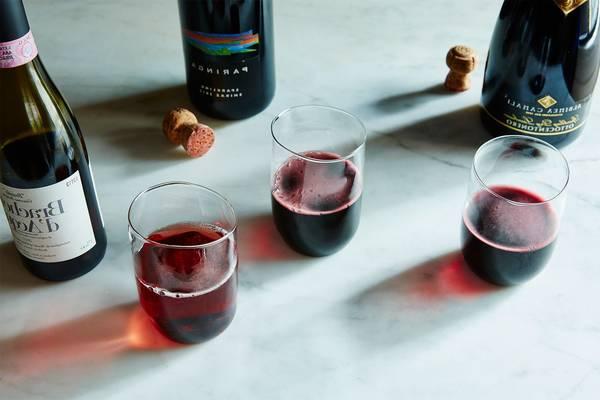 vin rouge de toscane