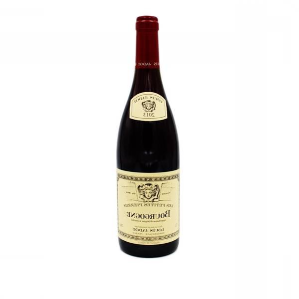 vin rouge doux