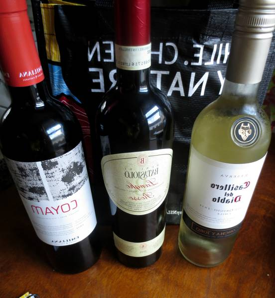 Bon vin rouge pas cher