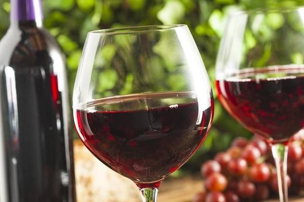 vin de bourgogne rouge