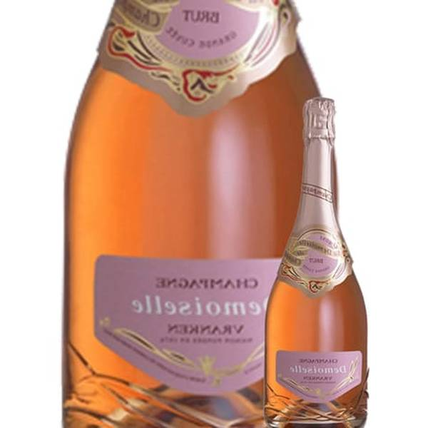 Champagne billecart salmon rosé