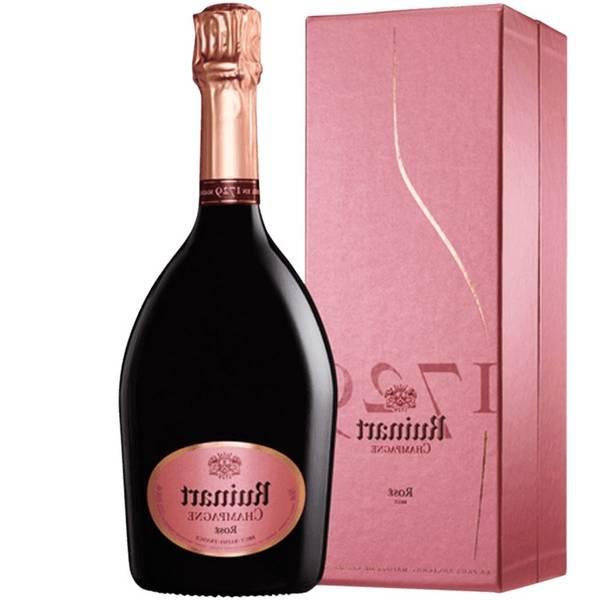 Champagne brimoncourt rose