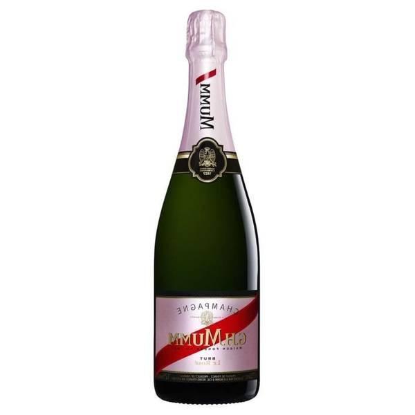 champagne henri delattre rose